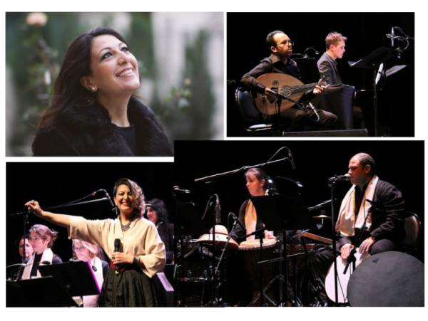 Fête de la musique «Abir Nasraoui, Salam Pacem» vendredi 21 juin 20h30 aux Bernardins (5e)