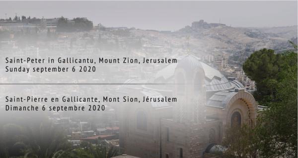 FILM sur le Forum «Israéliens, Palestiniens, les autres : comment réinventer la paix ensemble ?» (10 minutes)