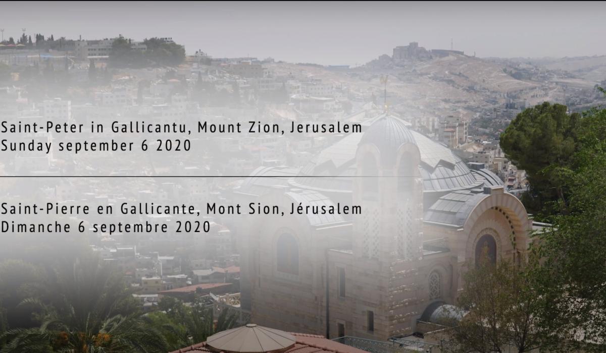 Film israleine palestinien 2021