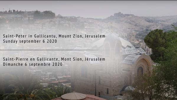 FILM sur le Forum «Israéliens, Palestiniens, les autres : comment réinventer la paix ensemble ?» 2021