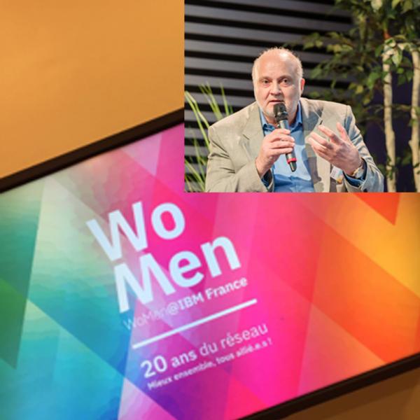 20e anniversaire de WoMen @IBM